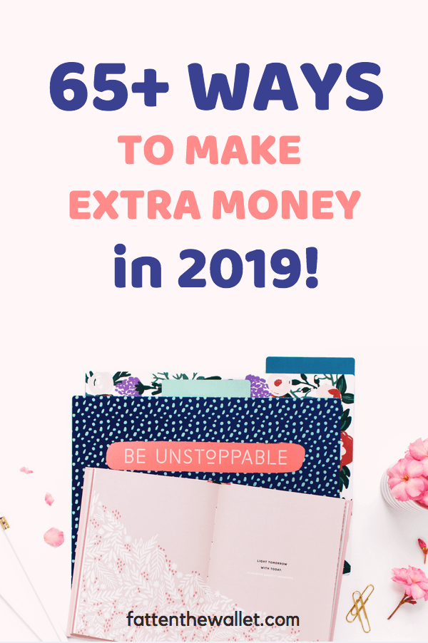 Learn how to make extra money this year
