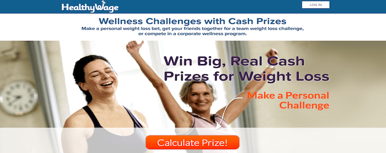 Make a bet and get paid to lose weight with HealthyWage